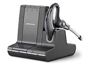 Plantronics Savi 700 Series 83543-11 W730 Wireless Over-the-Ear Headset - Mono - Boom Microphone