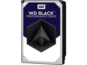 """WD Black WD4005FZBX 4 TB Hard Drive - SATA (SATA/600) - 3.5"""" Drive - Internal - 7200rpm - 256 MB Buffer"""
