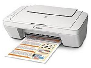 Canon PIXMA MG Series 8330B002 MG2520 All-In-One Inkjet Printer - 8 ipm (Mono)/4 ipm (Color) - 4800 x 600 dpi (Color) - 60 Sheets - USB 2.0