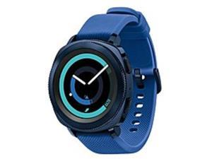 Samsung SM-R600NZBAXAR Gear Sport Smart Watch - Large - Wi-Fi, Bluetooth - Blue