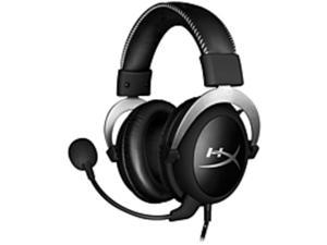 Kingston HyperX CloudX Pro Gaming Headset - Stereo - Mini-phone - Wired - 41 Ohm - 15 Hz - 25 kHz - Over-the-head - Binaural - Circumaural - 4.30 ft Cable - Noise Cancelling, Electret, Condenser ...