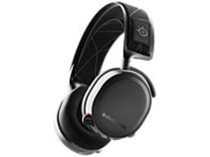 SteelSeries Arctis 7 2019 Edition - Stereo - Mini-phone - Wired/Wireless - RF - 39.4 ft - 32 Ohm - 20 Hz - 20 kHz - Over-the-head - Binaural - Circumaural - Bi-directional, Noise Cancelling ...