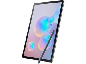 "Samsung Galaxy Tab S6 SM-T860 Tablet - 10.5"" - 6 GB RAM - 128 GB Storage - Android 9.0 Pie - Mountain Gray - Qualcomm SDM855 Snapdragon 855 SoC - Qualcomm Kryo 485 Single-core (1 Core) 2.84 GHz, ..."