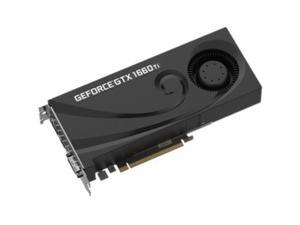 PNY GeForce GTX 1660 Ti Graphic Card - 1.50 GHz Core - 1.77 GHz Boost Clock - 6GB GDDR6 - Dual Slot Space Required