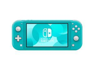 Nintendo Switch Lite HDHSBAZAA 5.5 Inch LCD Touch Screen Handheld Game Console - Turquoise