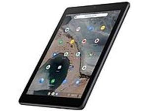 "Asus Chromebook CT100 CT100PA-YS02T Chromebook Tablet - 9.7"" - 4 GB RAM - 32 GB Storage - Chrome OS - Dark Gray - Rockchip OP1 RK3399 SoC - ARM Cortex A72 Dual-core (2 Core) 1.60 GHz, ARM Cortex ..."