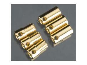 Castle Creations CCBUL65X3 M0003 6.5mm Bullet Conn 13g/8g 200a (3)