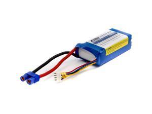 E-Flite 1300mAh 3S 11.1V 20C LiPo w/EC3 EFLB13003S20 E-flite