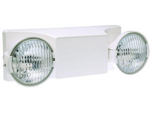 Dual-Lite EZ-2 Emergency Lighting, Indoor Lighting, White