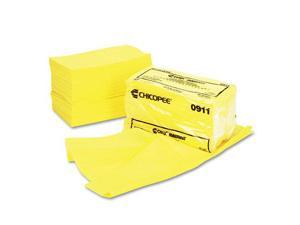Chix Masslinn Dust Cloths 24 x 24 Yellow 50/Bag 2 Bags/Carton 0911