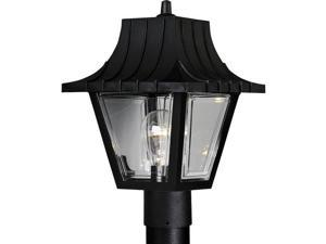 Progress Lighting Mansard One-Light Post Lantern - P5414-31