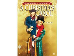 MUSIC VIDEO DIST CHRISTMAS CAROL (DVD/1951/NEW BONUS MATERIALS/2012 RELEASE) D8851D