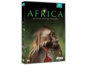AFRICA-EYE TO EYE WITH UNKNOWN (DVD/2 DISC)