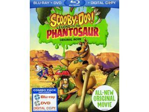 SCOOBY-DOO-LEGEND OF THE PHANTOSAUR (BLU-RAY/DC/FF-16X9)