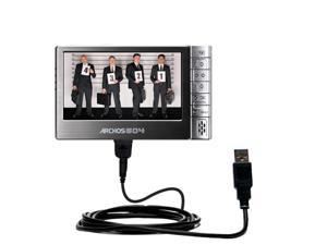 USB Cable compatible with the Archos 604