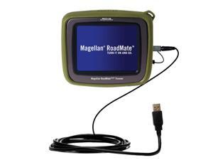 USB Cable compatible with the Magellan Crossover GPS 2500T