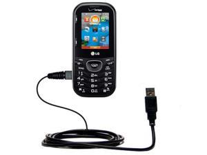 USB Cable compatible with the LG Cosmos 2