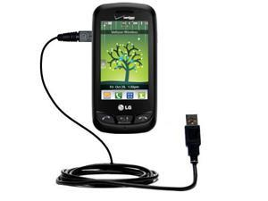 USB Cable compatible with the LG Cosmos Touch