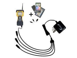 Car /& Wall 2 in 1 Charger fits Trimble Juno ST