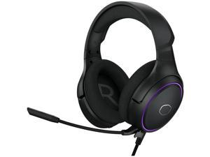 Cooler Master - MH-650 - Cooler Master MH650 Gaming Headset - USB Type A - Wired - 32 Ohm - 20 Hz - 20 kHz - Over-the-head - Binaural - Circumaural - 7.22 ft Cable - Omni-directional Microphone -