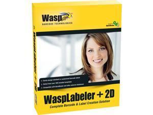 Wasp 633808105273 Labeler + 2D V7 (5 User Licenses)