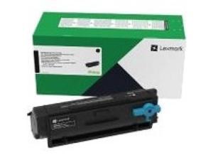 B341H00 High-Yield Return Program Toner Cartridge 3000 Page-Yield Black