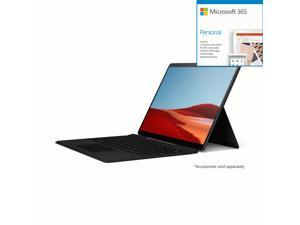 "Microsoft Surface Pro X 13"" Microsoft SQ1 8GB RAM 128GB SSD  + Microsoft 365 Bundle"