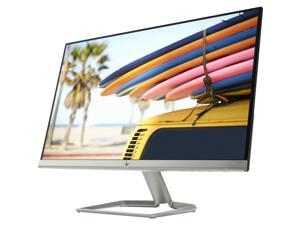 "HP 24fwa 23.8"" Full HD 1920 x 1080 75Hz (Max.) D-Sub, HDMI, Audio AMD FreeSync Built-in Speakers Monitor"