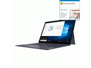 "Lenovo Yoga Duet 7 13"" Tablet with Detachable Keyboard Intel + Microsoft 365 Bundle"