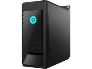Lenovo Gaming Desktop Legion T5 28IMB05 90NC007NUS Intel Core i7 10th Gen 10700 (2.90 GHz) 16 GB DDR4 2 TB HDD 1 TB SSD NVIDIA GeForce RTX 2060 Windows 10 Pro 64-bit