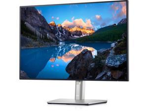 "Dell UltraSharp U2421E 24"" UXGA 1920 x 1200 60 Hz HDMI, DisplayPort, USB, RJ45 Height Adjustable Monitor"