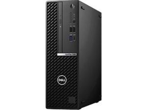 Dell OptiPlex 7000 7080 Desktop Computer - Intel Core i7 10th Gen i7-10700 Octa-core (8 Core) 2.90 GHz - 16 GB RAM DDR4 SDRAM - 512 GB SSD - Small Form Factor - Windows 10 Pro 64-bit - Intel UHD Graph