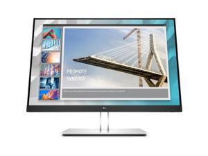 "HP E24i G4 24"" WUXGA 1920 x 1200 IPS VGA DisplayPort HDMI VESA Anti-Glare Low Blue Light Monitor"