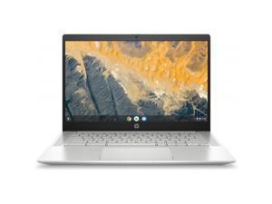 "HP Pro c640 14"" Chromebook Enterprise Intel Core i3 8GB RAM 64GB eMMC Pike Silver Aluminum - 10th Gen i3-10110U Dual-core - Chrome OS 64 - Intel UHD Graphics - 12 Hour Battery Run Time - HP Priva"