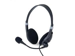 Verbatim Stereo USB Headset with Microphone and in-Line Remote