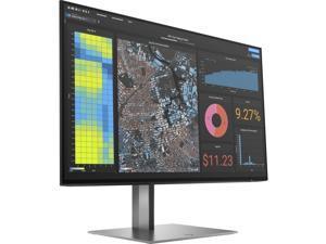 "HP Z24f G3 23.8"" Full HD LCD Monitor - 16:9 - Silver - 24"" Class - In-plane Switching (IPS) Technology - 1920 x 1080 - 300 Nit - 5 ms GTG (OD) - HDMI - DisplayPort - USB Hub"