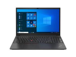 "Lenovo ThinkPad E15 G2 20TD00B7US 15.6"" Notebook - Full HD - 1920 x 1080 - Intel Core i5 i5-1135G7 Quad-core (4 Core) 2.40 GHz - 8 GB RAM - 256 GB SSD - Glossy Black - Windows 10 Pro - Twisted ne"