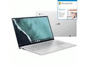 "Asus Chromebook Flip C434 C434TA-DS588T 14"" Touchscreen Chro + Microsoft 365 Bundle"