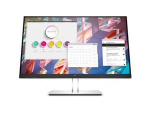 """HP E24 G4 23.8"""" Full HD Business Monitor - 1920 x 1080 Full HD Display @ 60Hz - IPS (In Plane switching) Technology - 5ms Response Time - 3-sided micro-edge Bezel - Edge-lit"""