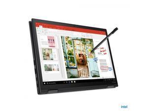 "Lenovo ThinkPad X13 Yoga Gen 2 13.3"" Touchscreen 2 in 1 Notebook Intel i7-1185G7 16GB RAM 512GB SSD Black - 920 x 1200 WUXGA Resolution - Intel Corei7-1185G7 Quad-core - Windows 10 Pro - Intel Ir"