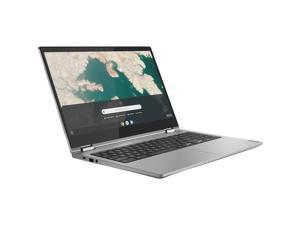 "Lenovo Chromebook C340-15 81T9000XUS 15.6"" Touchscreen 2 in 1 Chromebook - Full HD - 1920 x 1080 - Intel Core i3 (8th Gen) i3-8130U Dual-core (2 Core) 2.20 GHz - 4 GB RAM - 32 GB Flash Memory - M"
