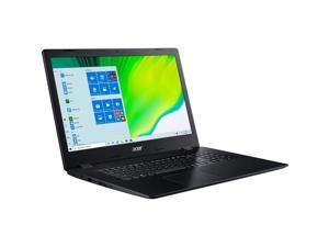 "Acer Aspire 3 A317-52 A317-52-310A 17.3"" Notebook - HD+ - 1600 x 900 - Intel Core i3 (10th Gen) i3-1005G1 Dual-core (2 Core) 1.20 GHz - 8 GB RAM - 1 TB HDD - Shale Black - Windows 10 Home - Intel"