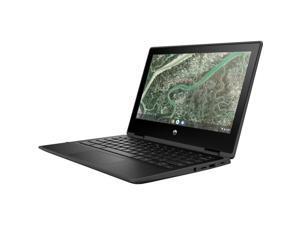 "HP Chromebook x360 11MK G3 EE 11.6"" Touchscreen Rugged 2 in 1 Chromebook - HD - 1366 x 768 - ARM Cortex A73 Octa-core (8 Core) 2 GHz - 32 GB RAM - 32 GB Flash Memory - MediaTek MT8183 SoC - Chrom"