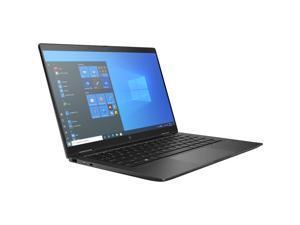 "HP Elite Dragonfly Max 13.3"" Touchscreen 2 in 1 Notebook - Full HD - 1920 x 1080 - Intel EVO Core i7 (11th Gen) i7-1165G7 Quad-core (4 Core) - 16 GB RAM - 512 GB SSD - Intel SoC - Windows 10 Pro"