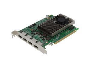 VisionTek AMD Radeon RX 550 4GB GDDR5 4xHDMI Graphics Card 901459