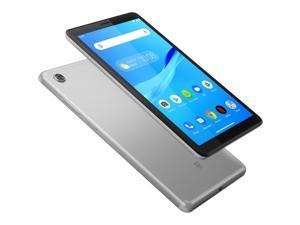 """Lenovo Tab M7 Tablet - 7"""" - ARM Quad-core (4 Core) 2 GHz - 2 GB RAM - 32 GB Storage - Android 11 (Go Edition) - MediaTek MT8166 SoC microSD Supported - 1024 x 600 - In-plane Switching (IPS) Techn"""