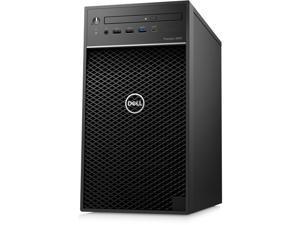 Dell Precision 3000 3650 Workstation - Intel Core i7 Octa-core (8 Core) i7-10700 10th Gen 2.90 GHz - 16 GB DDR4 SDRAM RAM - 512 GB SSD - Tower - Intel W580 Chip - Windows 10 Pro - NVIDIA Quadro P1000