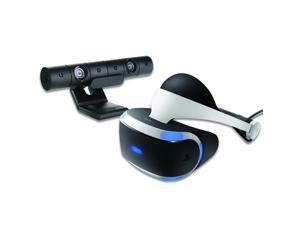 PlayStation VR Headset + PlayStation 4 Camera