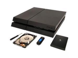 MicroNet PS4-1TB-KIT Fantom Drives Upg Kit 1Tb Hard Drive For Playstation 4