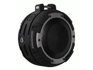 Enermax O'Marine EAS03-BS Black/Silver Waterproof Wireless Speaker